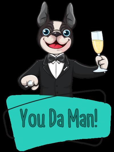 You Da Man 2